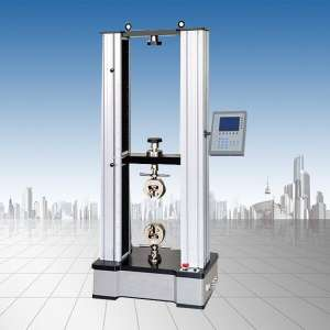 WDS数显式安全带拉力试验机