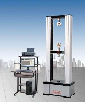 电液伺服金属材料拉伸强度试验机