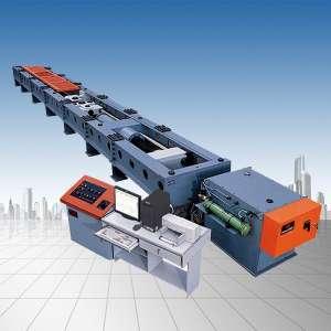 微机控制煤矿窄轨车辆连接件卧式拉力试验机